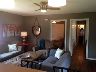 Baylor Fans And Families! 2Bed/2Bath 2 Miles From Mclane Stadium