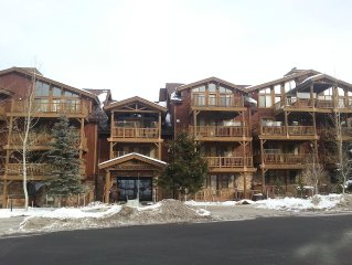 Upper Deer Valley Luxury Condominium - Near Silver Lake Lifts!