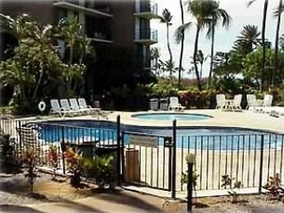 Maui Vacation Rental - 4th Floor Ocean View with Free High Speed Wifi