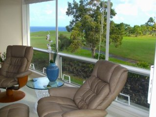 Garden Island Paradise: Quiet, Comfort, and AC . . with a true feeling of Aloha!