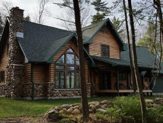 Get Away In The Northwoods! New for 2017! Air Conditioned!