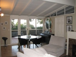 Beautiful Clean Comfortable Warm & Cozy Home with peak of bay
