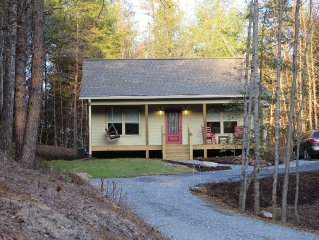 Brand new cottage within walking distance to John C. Campbell Folk School