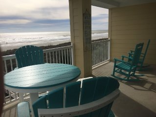 3BR Oceanfront Condo; Heart Of IOP; Inquire About Specials and Additional Condos