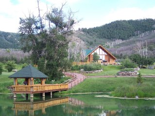 Private Log Vacation Home - Located minutes from Glenwood Springs, Aspen & Vail