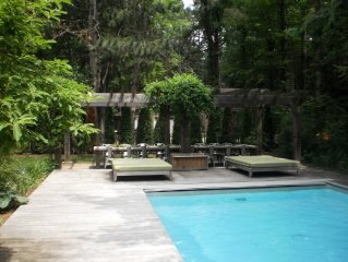 Harbor Country Cottage, Beach Access, Private Built-in Pool!