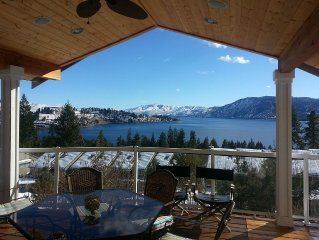 FAMILY LAKE VIEW VACATION HOME WITH PRIVATE POOL, SPECTACULAR VIEWS!