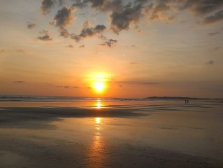 WOW, You found paradise, the best beaches, Bejuco,  Esterillos-Este sunsets, WOW