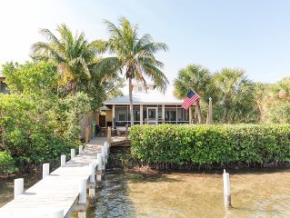 Bayfront, Private Boardwalk to Beach, Secluded