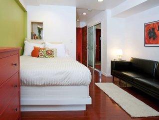 Gorgeous Bernal Heights Studio Apartment