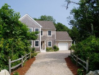 Beautiful Home Near Beach, Wildlife Sanctuary and Close to Hyannis