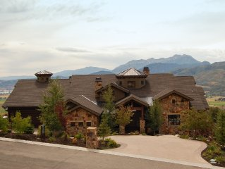 Luxury Eden Pinecone Lodge Sleeps 20+ Near Powder Mtn and Snowbasin
