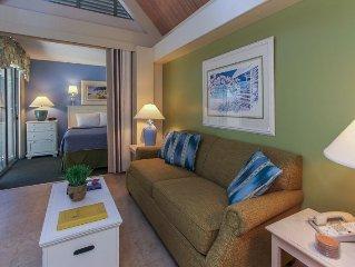 1 BD Studio in Palmetto Dunes Oceanfront Resort -