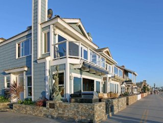 Luxurious OceanFront and Boardwalk Beauty