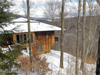 5-Star Mountain Cabin with Beautiful Views