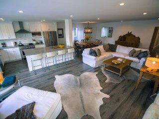 Stunning Modern Beach House