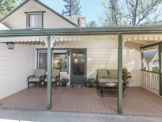 Yosemite vacation rental 30 minutes from Yosemite Valley's main gate on bus stop