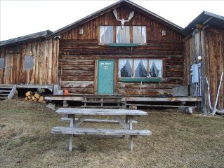 Kilcher Family Homestead Alaska Last  Frontier Historic Cabin