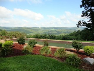 Welcome to the Beautiful Laurel Ridge Lodge! Contact us to book today!