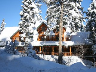 Dreamy Park City Log Cabin - Nestled In Trees