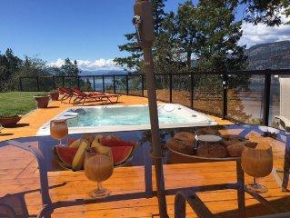 Spectacular Lake View Retreat
