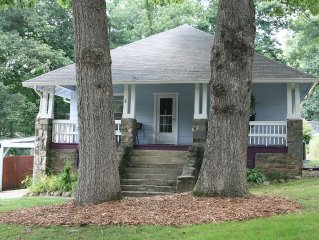Cozy Home In Quiet Neighborhood - Halfway Between Black Mountain And Montreat!