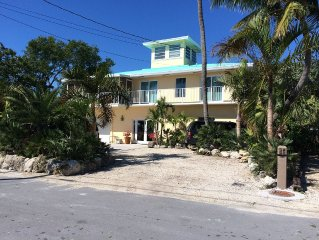 Gorgeous Waterfront Home Minutes From Downtown Islamorada
