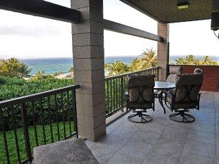 FRONTLINE - 5 min Walk to Beach - Panoramic Ocean View-no resort fees-golf