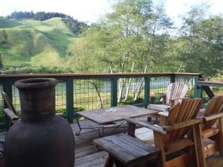 Private Riverfront Estate w/ Amazing Views & River Access