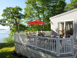 Spacious Water Front Vacation Home with Stunning Views, 5 Bed, 3.5 Bath