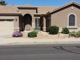 Stunning Mesa Rental Home!