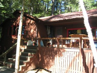 Winnipesaukee Waterfront Cabin, Gorgeous Sunsets, Boat Dock