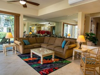 Beautifully renovated groundfloor Palms at Wailea 503