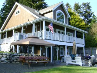 Vashon Island's  ~KVI~ Beach House: LAST WEEK IN JULY JUST BECAME AVAILABLE!!!