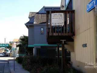 Capitola Village 2 Bedroom Gem W/ Garage! ...Steps to Beach, Shops & Dining