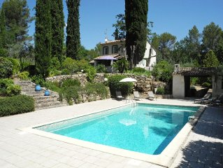 Enchanting Stone Mas ♥ of Provence. 4B/3B Private Pool & Garden Ideal for Groups