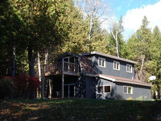 NEW 2 story, 3 bd/2 bath vacation home on Lake Huron