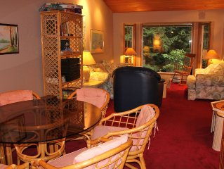 Luxury Home Near Beach In The Heart Of Roberts Creek, British Columbia