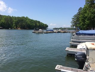 Waterfront Condo in Stillwaters / Sunset Cove with Boat Slip