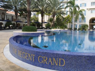 Regent Grand Oceanfront 2 Bedroom  Special by Owner
