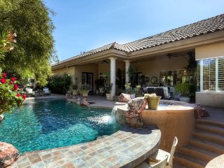 Luxurious Tuscan Dream Home In Private Setting, 15 Minutes From Las Vegas Strip.