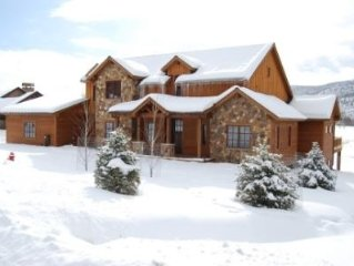 Spectacular Luxury House in the Roaring ForK Valley