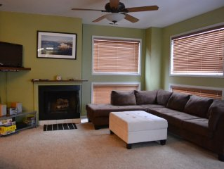 Great Location!!!  Park City Skiing 1 Block Away, Walk To Main St!
