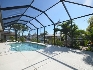 Sunny Pool Home In The Best Area Of Cape Coral!