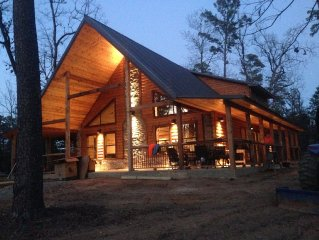 Hickory Lodge (Late Jan-Early Feb Special)- Luxury Cabin Near Lake/Trout Fishing
