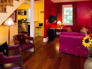 Asheville Sweet Cottage - In town, Convenient & Charming - Sleeps 4