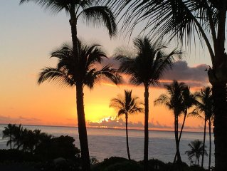 Ocean View Sunsets and Haleakala Sunsets - Great finished remodel!