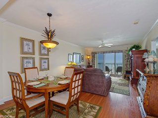!!DECEMBER SPECIAL!! OCEAN FRONT CONDO ON THE BEACH PONCE INLET