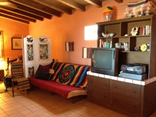 Mexican Casita Near Seaside- 1 Br, 1 Studio Br, 1 Ba, Sleeps 4