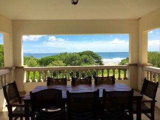 Beachfront Deluxe Penthouse - Hacienda Iguana - Surf & Golf